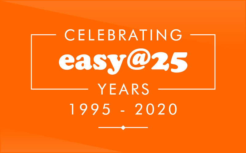 Celebrating easy at 25 years